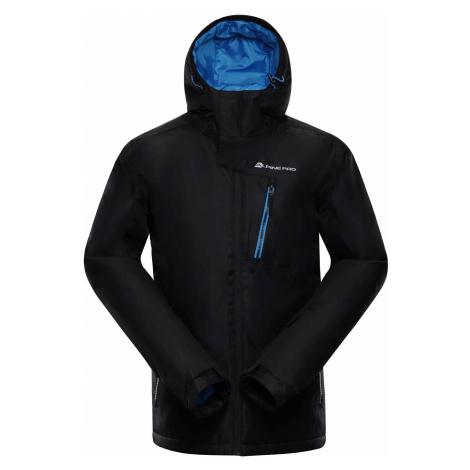 Pánská bunda Alpine Pro ALEK 2 - černá