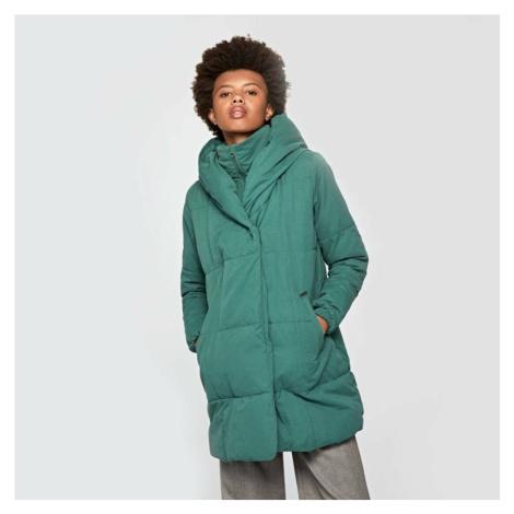 Pepe Jeans dámská zelená zimní bunda Thaly