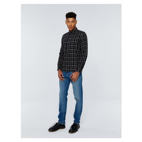 Big Star Man's Slim Longsleeve Shirt 141698 -900