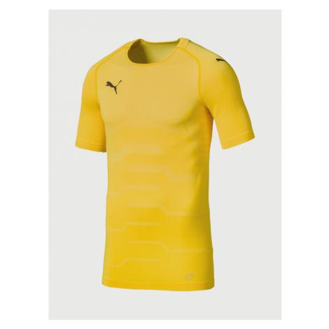 Tričko Puma FINAL evoKNIT GK Jersey Žlutá