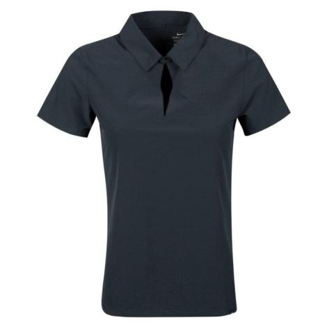 Dámské tričko Nike Flex UV ACE Polo Černá