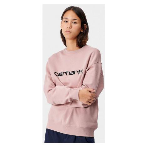 MIKINA CARHARTT Carhartt WMS - růžová Carhartt WIP