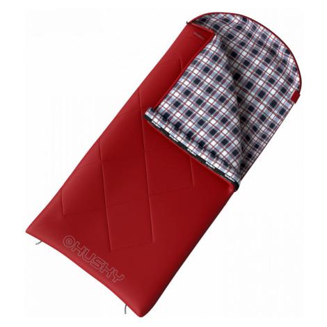 Spacák Husky Kids Galy -5°C Barva: červená