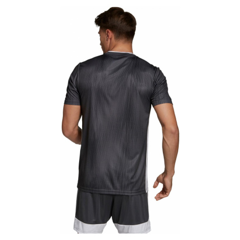 Dres adidas Tiro 19 Jersey Tmavě šedá / Bílá