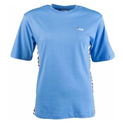 Fila TALITA TEE SS modrá - Dámské tričko