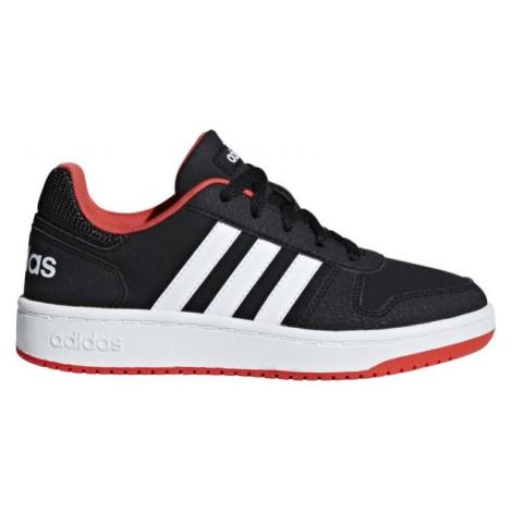 adidas HOOPS 2.0 K - Dětské volnočasové boty