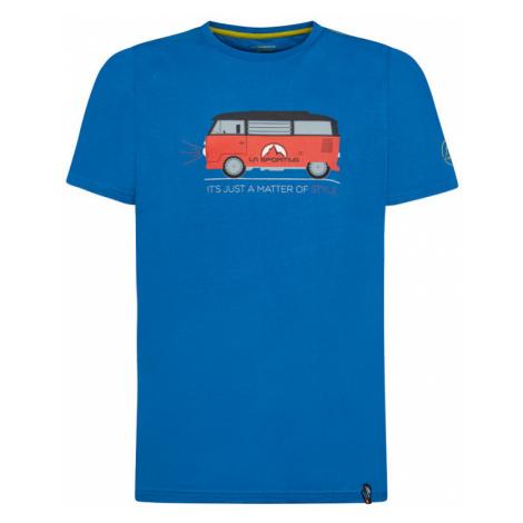 Pánské tričko La Sportiva Van T-shirt neptune