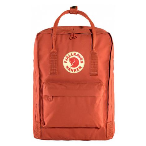 """Fjällräven Kånken Laptop 17"""" Rowan Red oranžové F27173-333"""