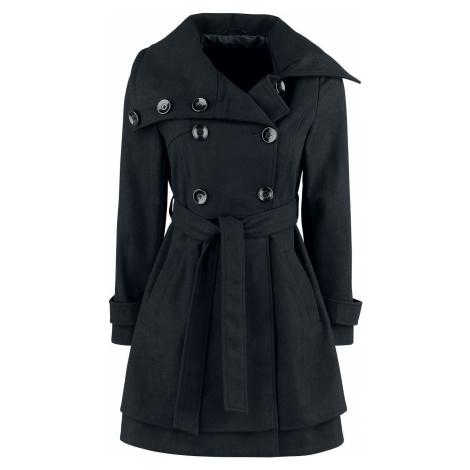 Black Premium by EMP Good Times Dívcí kabát černá