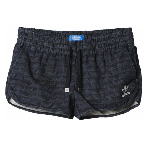 Kraťasy Adidas Track Denim Running Shorts rinse denim