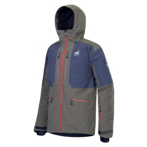 Picture NAIKOON šedá - Pánská zimní bunda