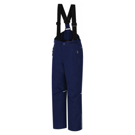 HANNAH AKITA JR II Dětské lyžařské kalhoty 10005159HHX01 estate blue