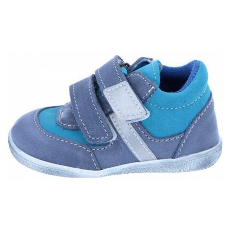 chlapecká celoroční obuv J051/M/V - modrá tyrkys, Jonap, modrá