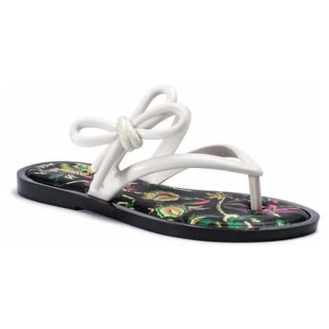 Žabky MELISSA - Flip Flop + Jason Wu A 32462 Black/White 52670