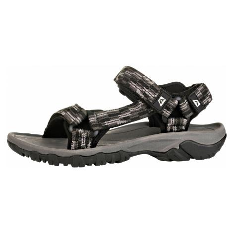 Letní sandály Alpine Pro ARNE - černá