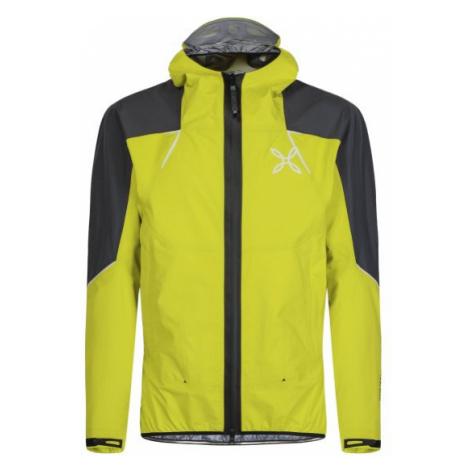 Montura pánská bunda Magic 2.0, žlutá