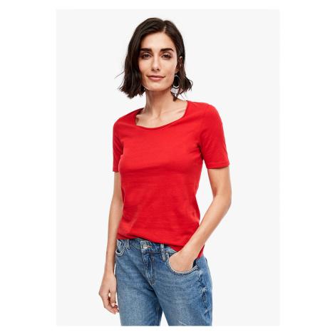 s.Oliver dámské triko s krátkým rukávem 04.899.32.5008/3123