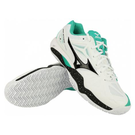 Pánská tenisová obuv Mizuno Wave Intense Tour 5CC White