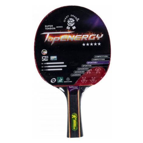 Giant Dragon TOP ENERGY černá - Pálka na stolní tenis