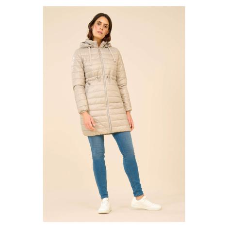 Prošívaný kabát Orsay