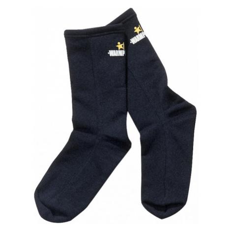 Ponožky Warmpeace Powerstretch black