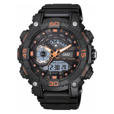 Q&Q Kombinované hodinky GW87J009