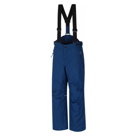 HANNAH AMIDALA JR II Dětské lyžařské kalhoty 10000271HHX01 poseidon