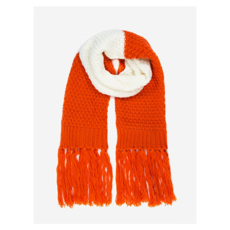 Šál PEPE JEANS PL060155 Megara scarf Life orange
