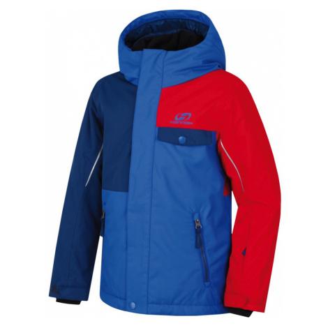 HANNAH TIMUR JR Dětská lyžařská bunda 10000242HHX01 victoria blue/poseidon