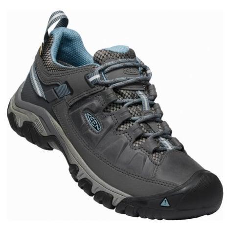 Dámské boty Keen Targhee III WP W magnet/atlantic blue UK
