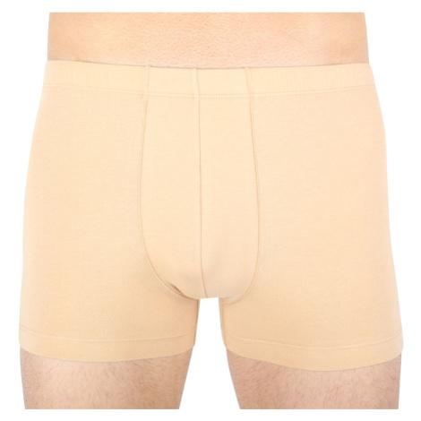 Pánské neviditelné boxerky Covert béžové (153096-410)