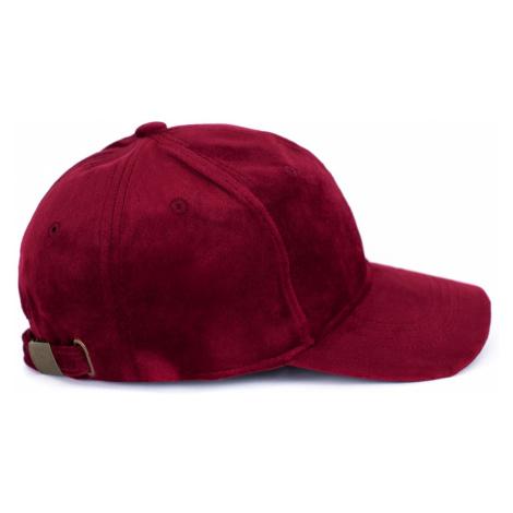 Art Of Polo Woman's Hat cz19423 Burgundy