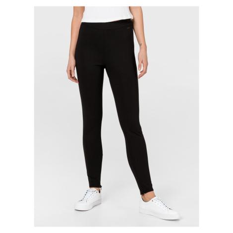Kalhoty Armani Exchange Černá