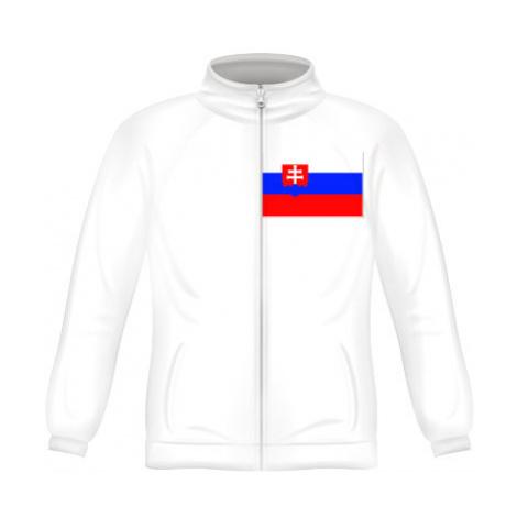 Pánská mikina zip FRUIT Slovensko