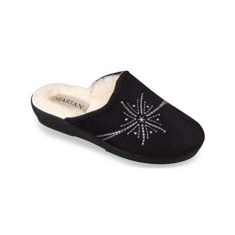 Mjartan Dámske papuče HELEN 2 Černá