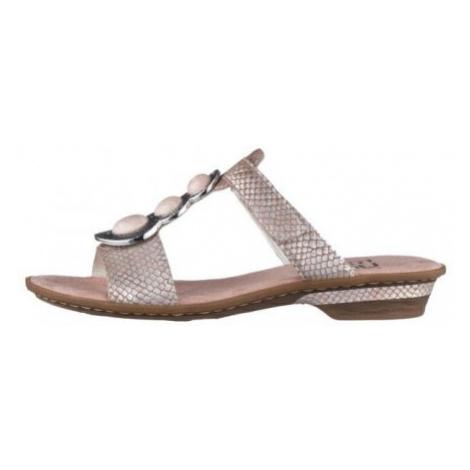 Pantofle RIEKER 63464-31