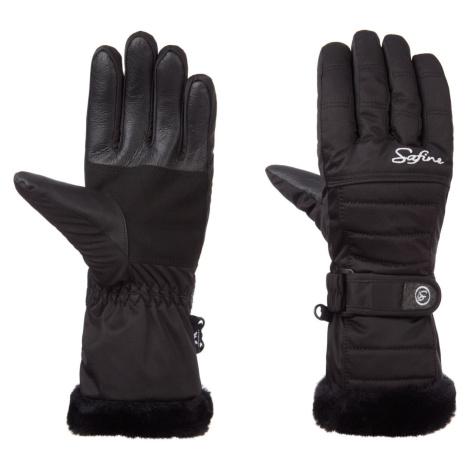 McKINLEY - Safine Blair II - Dámské - Šály, rukavice a čepice - černá