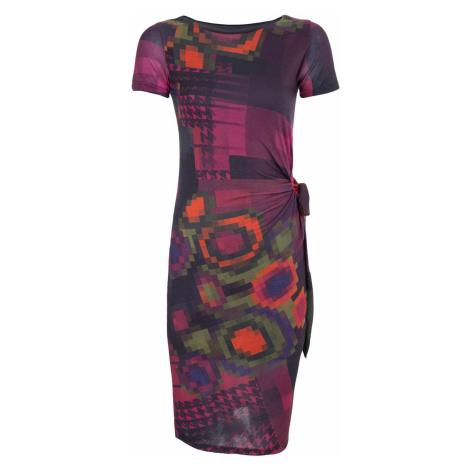 DESIGUAL - Barevné šaty