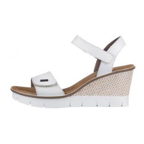 Sandály RIEKER 68554-80