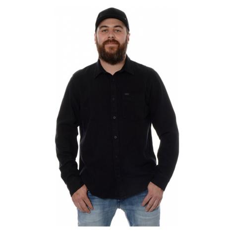 Košile Lee Button Down pánská černá