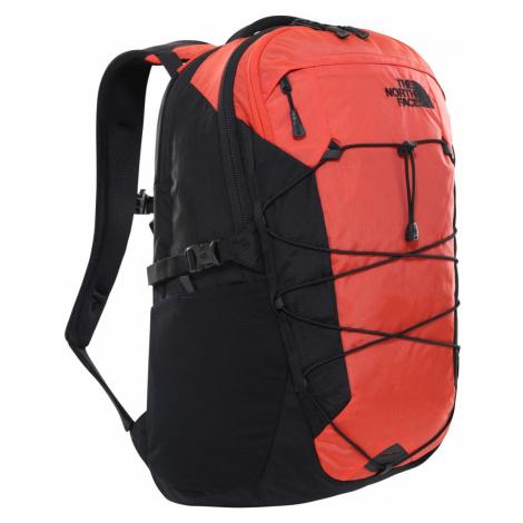 Pánský batoh The North Face Borealis 28L Barva: červená/černá