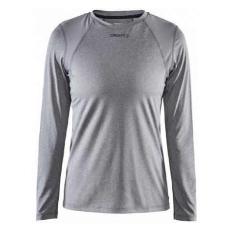 Dámské tričko CRAFT ADV Essence LS tmavě šedá