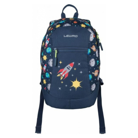 Lewro DIDI8 modrá - Dětský batoh