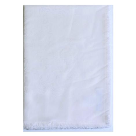GIVENCHY bílý šátek