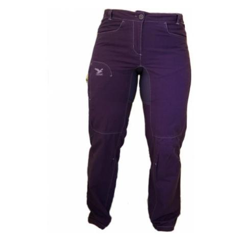 Salewa kalhoty dámské Boulderine, fialová