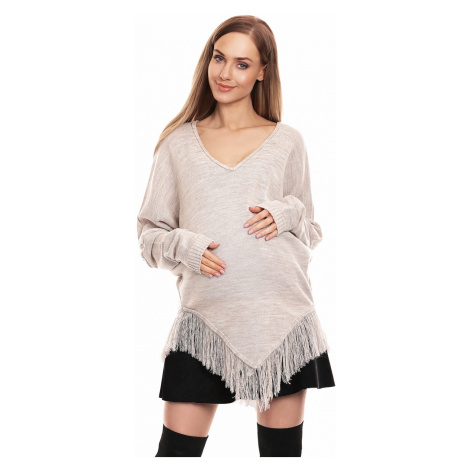 Těhotenský svetr model 132033 PeeKaBoo UNI