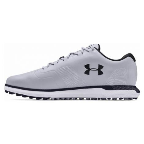Under Armour HOVR Fade SL E Pánská golfová obuv 3023842-102 White