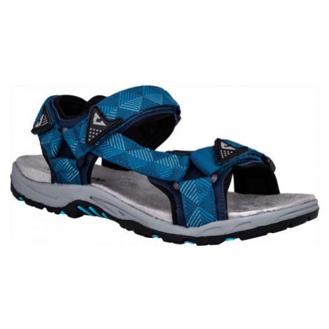 Crossroad MADDY modrá - Pánské sandály