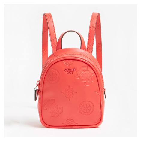 Guess dámský červený batoh