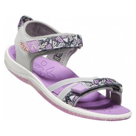 Dětské sandály KEEN Verano Youth vapor/african violet